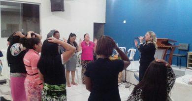 Confraternização do Círculo de Oração