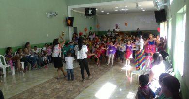 Festividade das Crianças – Cohab e Pq. São Sebastião